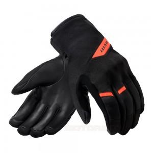 Γάντια RevIT Grafton H2O μαύρα-neon πορτοκαλί