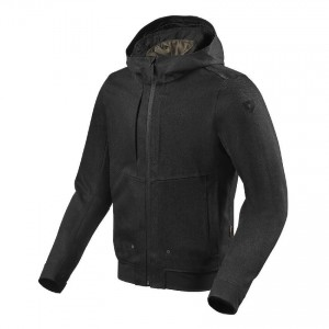 Overshirt RevIT Hoody Stealth 2 μαύρο