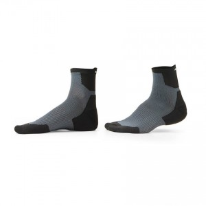 Κάλτσες RevIT Javelin κοντές γκρι