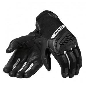 RevIT Neutron 3 καλοκαιρινά γάντια μαύρα - λευκά