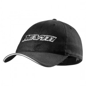 Καπέλο Rev'IT Stockton μαύρο