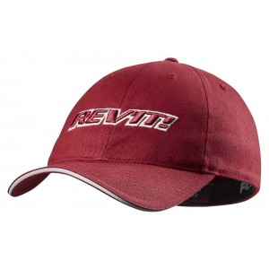 Καπέλο Rev'IT Stockton κόκκινο