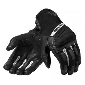 RevIT Striker 3 καλοκαιρινά γάντια μαύρα - λευκά