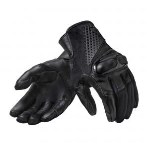 Γάντια RevIT Echo καλοκαιρινά μαύρα