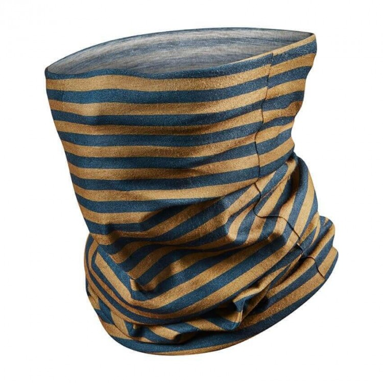 Μαντήλι λαιμού RevIT Tube Calypso καφέ μπλε