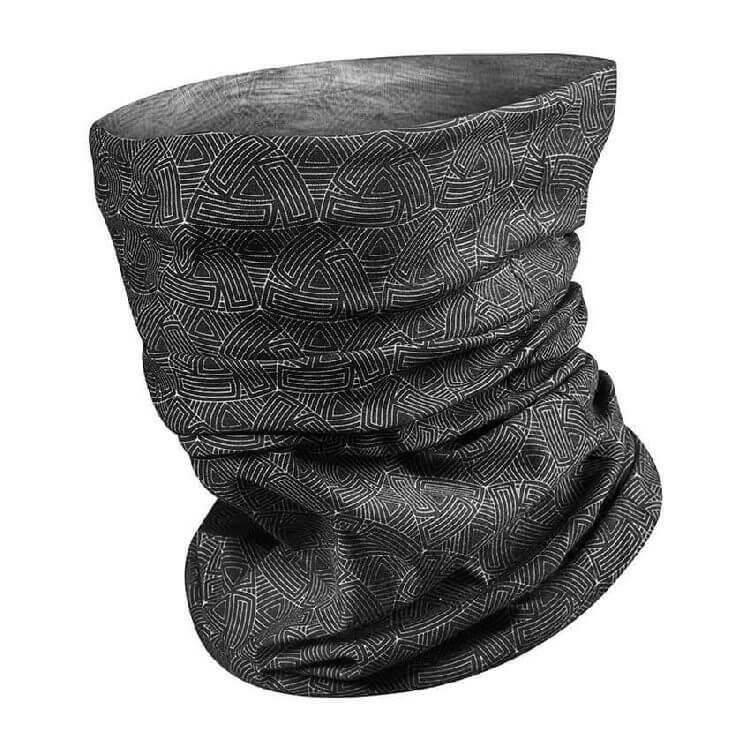 Μαντήλι λαιμού RevIT Tube Grove μαύρο