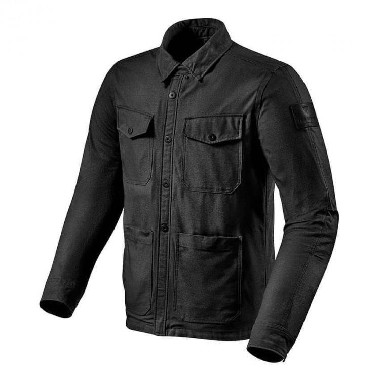 Overshirt REVIT Worker μαύρο