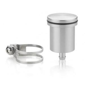 Δοχείο υγρών φρένου/συμπλέκτη RIZOMA 31 mm ασημί