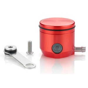 Δοχείο υγρών φρένου/συμπλέκτη RIZOMA 50 mm κόκκινο