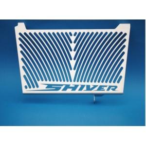 Προστατευτικό ψυγείου (σίτα) Aprilia Shiver 750 ασημί