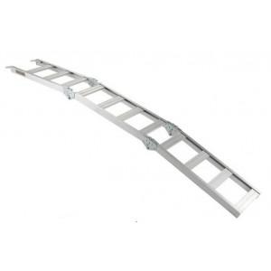 Αναδιπλούμενη ράμπα φόρτωσης αλουμινίου Rothewald®