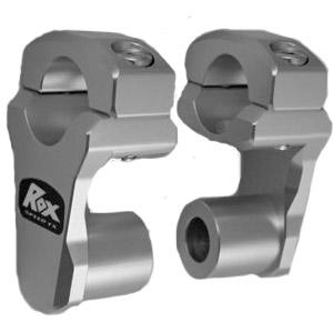 Αποστάτες τιμονιού ROX 54 mm για τιμόνι fatbar (Ø28mm)