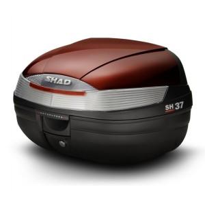 Καπάκι βαλίτσας SHAD SH37 κόκκινο