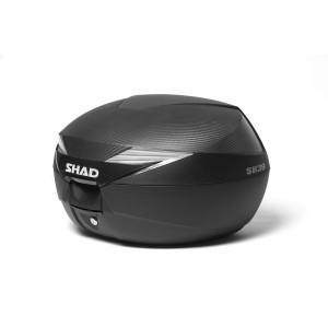 Topcase SHAD SH39 39 lt. με carbon καπάκι