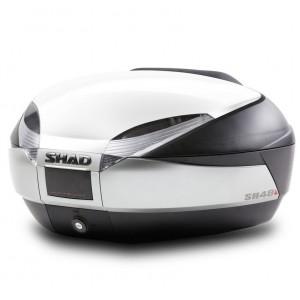 Καπάκι βαλίτσας SHAD SH48 λευκό