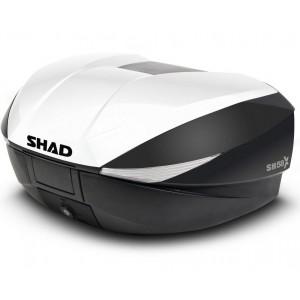 Καπάκι βαλίτσας SHAD SH58X λευκό