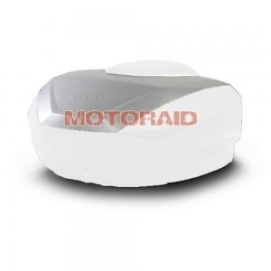 Καπάκι βαλίτσας SHAD SH59X αλουμινίου ασημί