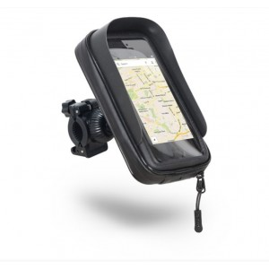 """Αδιάβροχη θήκη Smartphone 6.6"""" με βάση τιμονιού SHAD"""