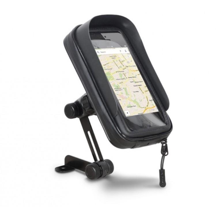 """Αδιάβροχη θήκη Smartphone 6.6"""" με βάση καθρέπτη SHAD"""