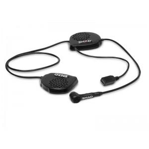 SHAD bluetooth hands free kit BC22 για κλειστό κράνος ενδοεπικοινωνία(1 συσκευή)