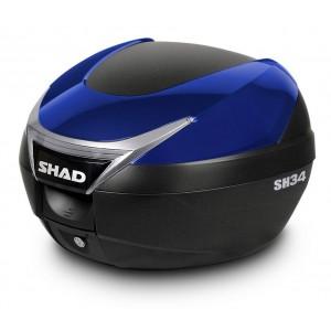 Καπάκι βαλίτσας SHAD SH34 μπλέ