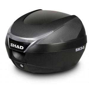 Καπάκι βαλίτσας SHAD SH34 carbon