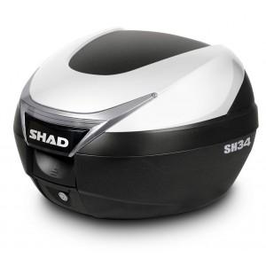 Καπάκι βαλίτσας SHAD SH34 λευκό