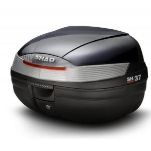 Καπάκι βαλίτσας SHAD SH37 τιτάνιο