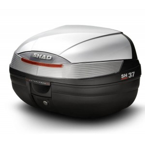 Καπάκι βαλίτσας SHAD SH37 λευκό