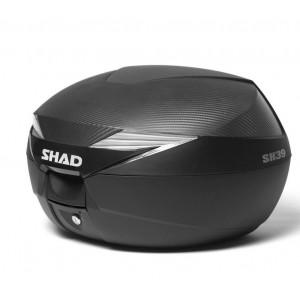 Καπάκι βαλίτσας SHAD SH39 carbon