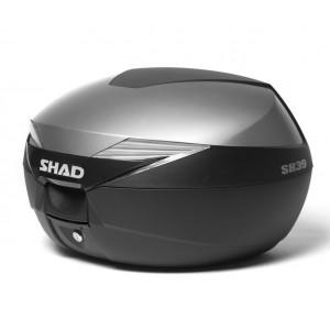 Καπάκι βαλίτσας SHAD SH39 νέο τιτάνιο
