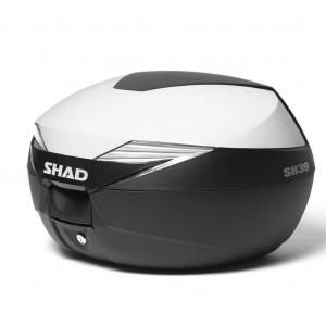 Καπάκι βαλίτσας SHAD SH39 λευκό