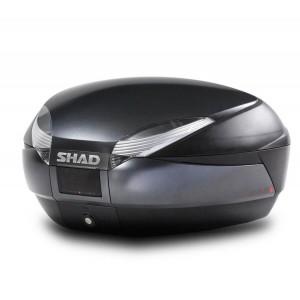 Καπάκι βαλίτσας SHAD SH48 σκούρο γκρι