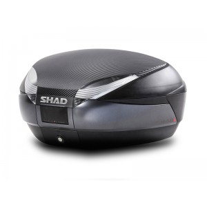 Topcase SHAD SH48 48 lt. μαύρη