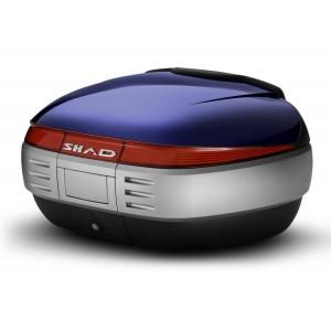 Καπάκι βαλίτσας SHAD SH50 μπλε