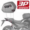 Βάσεις πλαϊνών βαλιτσών SHAD 3P System Suzuki DL 1000 V-Strom 14-
