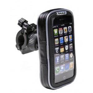 """Αδιάβροχη θήκη Smartphone 4.3"""" με βάση τιμονιού SHAD"""
