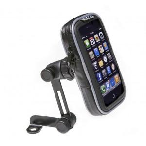 """Αδιάβροχη θήκη Smartphone 4.3"""" με βάση καθρέπτη SHAD"""