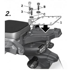 Βάση topcase SHAD Yamaha XT 1200 Z Super Tenere -13