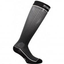 Κάλτσες SIX2 Long 2 (λεπτές) μαύρες