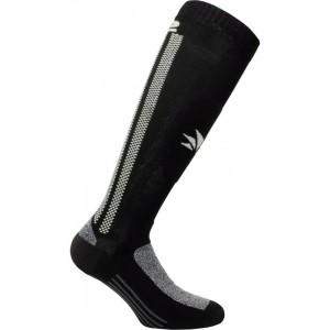 Κάλτσες Six2 Mot 2 carbon μακριές μαύρες