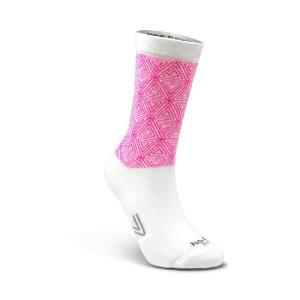 Κάλτσες SIX2 NO-ON Fantasy geometrico