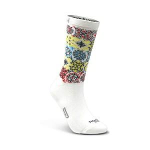 Κάλτσες SIX2 NO-ON Fantasy maioliche