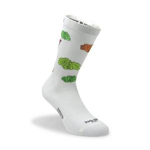Κάλτσες SIX2 NO-ON Fantasy nuvole