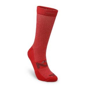 Κάλτσες SIX2 NO-ON Fantasy κόκκινες