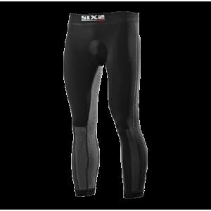 Παντελόνι SIX2 Windshell carbon με ενίσχυση
