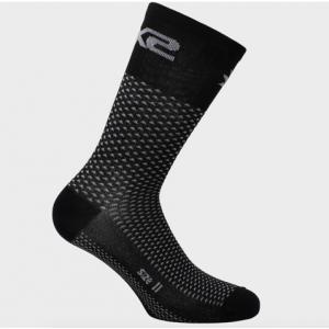 Κάλτσες SIX2 carbon κοντές (λεπτές) NEW 2019