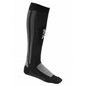 """Κάλτσες SIXS """"Βiker"""" Carbon μακριές"""