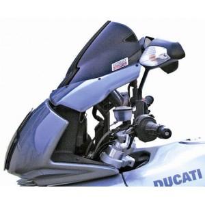Ζελατίνα Double Bubble Ducati Multistrada 1000 σκούρο φιμέ