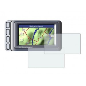 Φιλμ προστασίας οθόνης GPS BMW Navigator 4 (σετ)